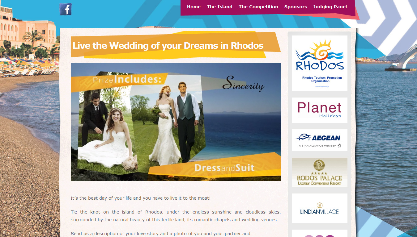 Rhodos Dream Wedding